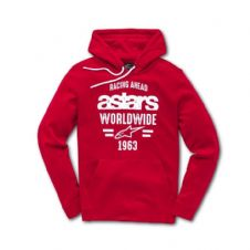 ALPINESTARS WORLD FLEECE RED
